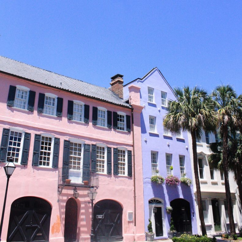 Charleston, South Carolina Trip and Reading Recommendations // Pearl Girl